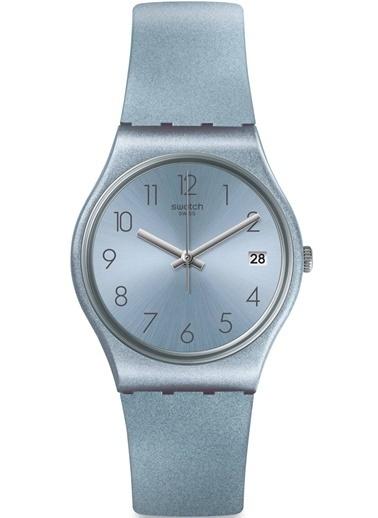 Swatch Gl401 Kol Saati Mavi